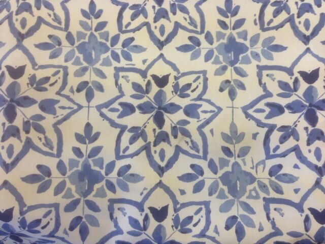 Avignon 'Porcelain'  Fabric By Prestigious Textiles - REDUCED TO £7.99 MT