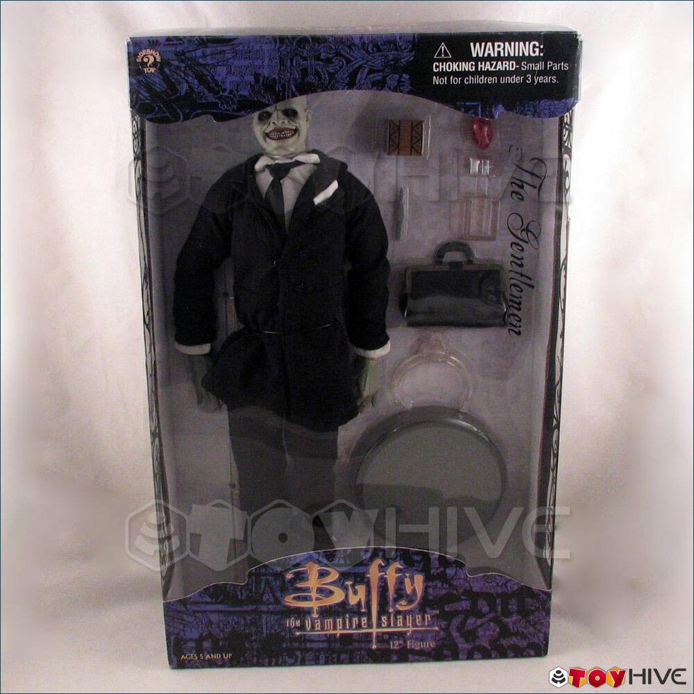 Buffy the Vampire Slayer Sideshow 12  Hush Caballeros Figura Hormigón Base De Piso