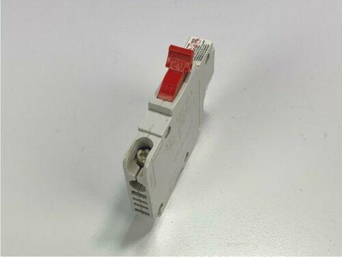 FPE NC120 20 Amp 1 Pole Stab-Lok Type NC Federal Pioneer Breaker
