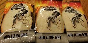 Mattel-Jurassic-World-2-gefallene-Koenigreich-blind-bag-Mini-Dinos-Set-3-Mattel-NEU