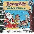 Benny Bär hilft dem Weihnachtsmann von Benji Davies (2016, Gebundene Ausgabe)