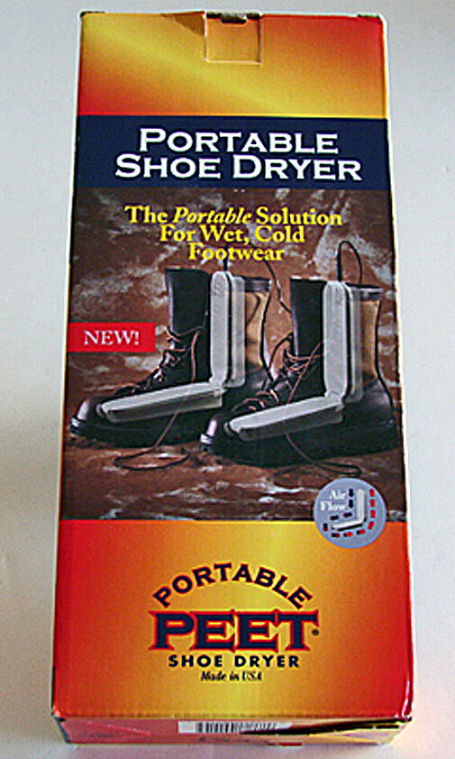 New Peet Portable shoes Dryer