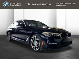 2018 BMW 5 Series 530e xDrive iPerformance, Hybride! Groupe M Sport, Groupe Confort!
