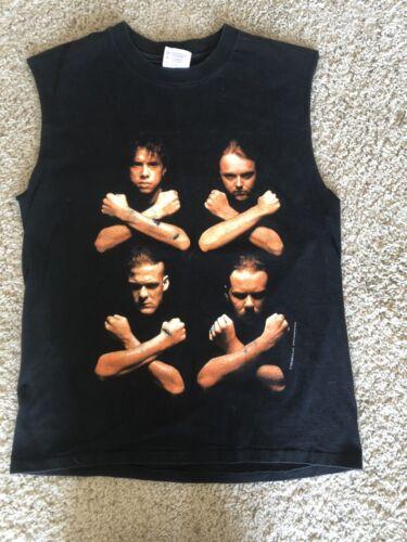 Vintage Metallica T-Shirt 1992 Birth School Metall