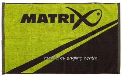 Guru NEW Coarse Fishing Orange Microfibre Hand Towel