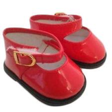"""DOLL Shoes 30mm BLACK Elegant Mary Janes Custom for 8/"""" Heartstring Effner"""