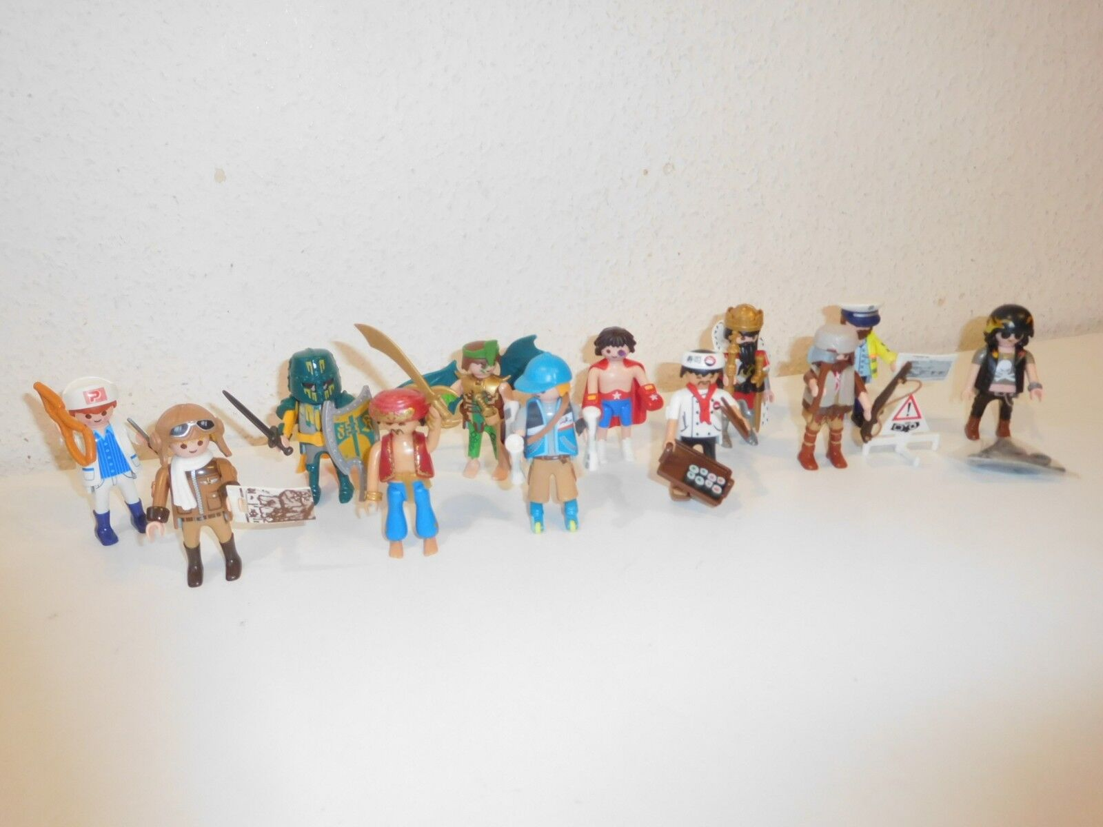 PLAYMOBIL SERIE COMPLETE figures personaggi serie 13 9332 Boys