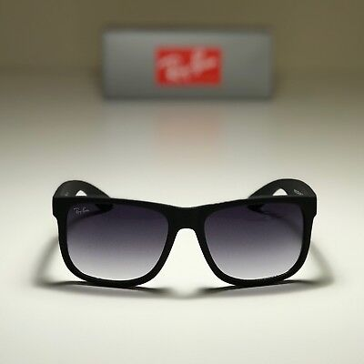 99a264028af1 Ray-Ban RB4165 601-8G Grey Gradient Lens Matte Black Frame Unisex ...