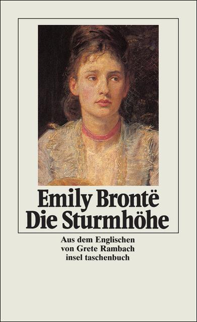 Brontë, Emily - Die Sturmhöhe (insel taschenbuch) /4