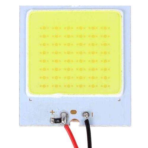 2019NEW 24 SMD Cob LED T10 4W 12V Licht Auto Innenraum Panel Kuppel Glühbirne