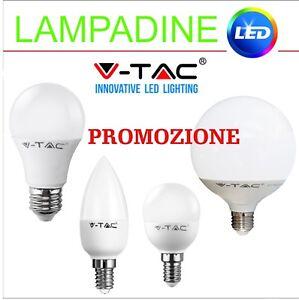 LAMPADINE-LAMPADA-LED-ATTACCO-E27-E14-SFERA-CANDELA-GOCCIA-4W-6W-10W-15W-V-TAC
