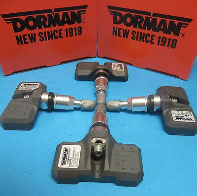 Premium Set of 4 TPMS Sensor Kits for Chrysler Dodge Jeep RAM OEM# 56029319AA