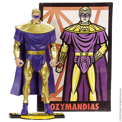 Ozymandias Figure Watchmen from Club Black Freighter Mattel Brand New Rare  LE !! | eBay