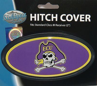 East Carolina Pirates Hitch Cover