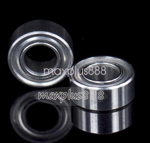 10pcs XNEW  MR62ZZ Miniature Bearings Ball Mini Bearing 2 X 6 X 2.5mm