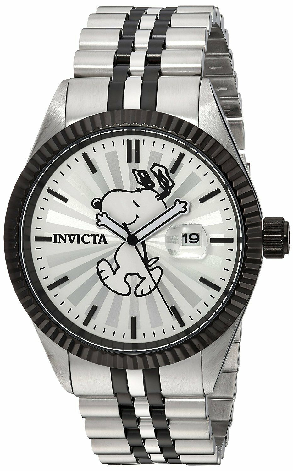 Invicta Character Watch Steel 43mm 24804 Collection Tone Men's Two v8wOyN0mnP