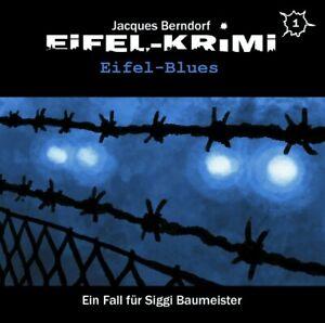 EIFEL-KRIMI-FOLGE-1-EIFEL-BLUES-BERNDORF-JACQUES-2-CD-NEW