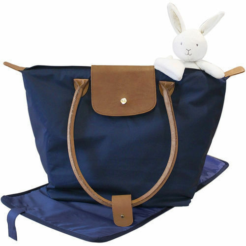 Tote  Baby Changing Bag HIGH QUALITY New Suncrest SHOPPER Navy