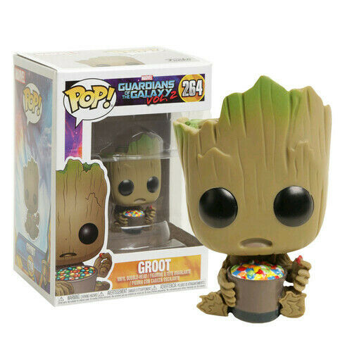 Guardians of the Galaxy Volume 2 Groot Avec / Bonbons Bol US Pop