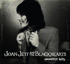 Greatest Hits [Blackheart] [Digipak] by Joan Jett/Joan Jett & the Blackhearts (CD, Mar-2010, 2 Discs, Blackheart)