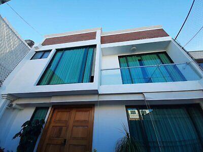 Espectacular casa moderna con gran diseño arquitectónico y estructura