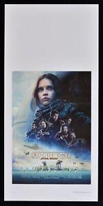 Plakat Rogue One Star Wars Story Gareth Edwards Kino L137