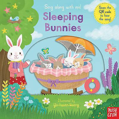 "1 of 1 - ""VERY GOOD"" Yu-hsuan Huang, Sing Along With Me: Sleeping Bunnies, Book"