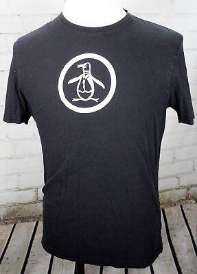 Original Penguin Boy/'s Surf Logo Short-Sleeve Graphic T-Shirt