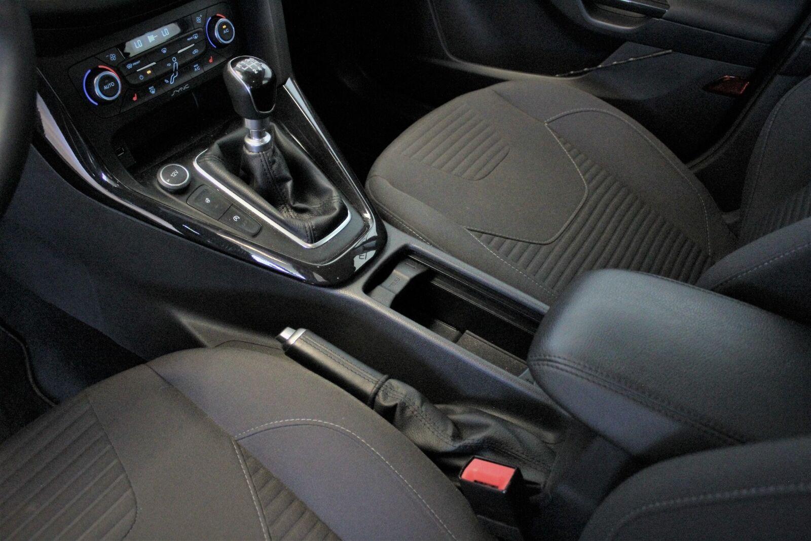 Ford Focus 1,0 SCTi 125 Titanium stc. - billede 11