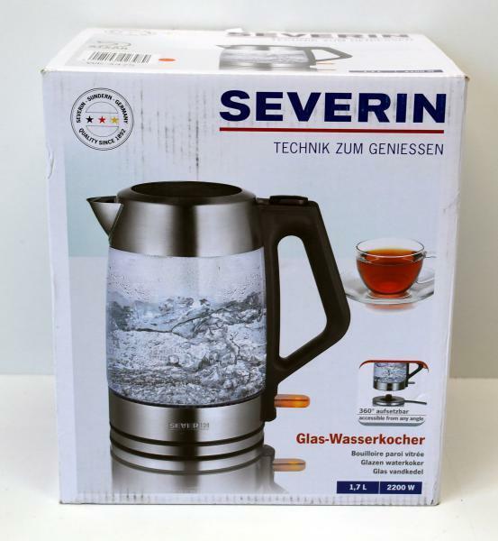 Severin WK 3347 Wasserkocher 2200 watt günstig kaufen   eBay