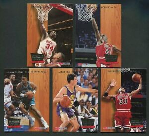 1993-94-Hoops-Supreme-Short-box-cards-NBA-basketball-Jordan