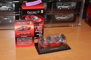 Kyosho-1-64-Ferrari-FXX-Evoluzione-Red-Black-Ferrari-Minicar-Collection-11