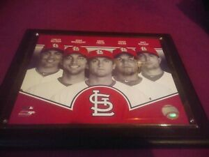 2013-St-Louis-Cardinals-Team-Commemorative-Plaque
