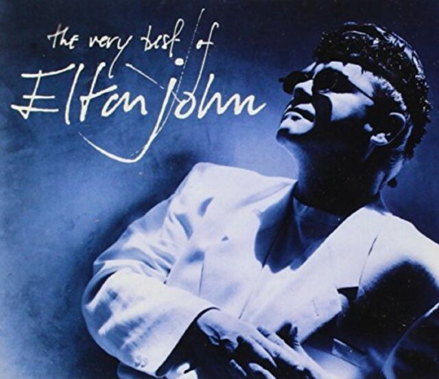 THE VERY BEST OF ELTON JOHN HITS [POLYGRAM GERMANY] (1990) NEW AUDIO MUSIC CD