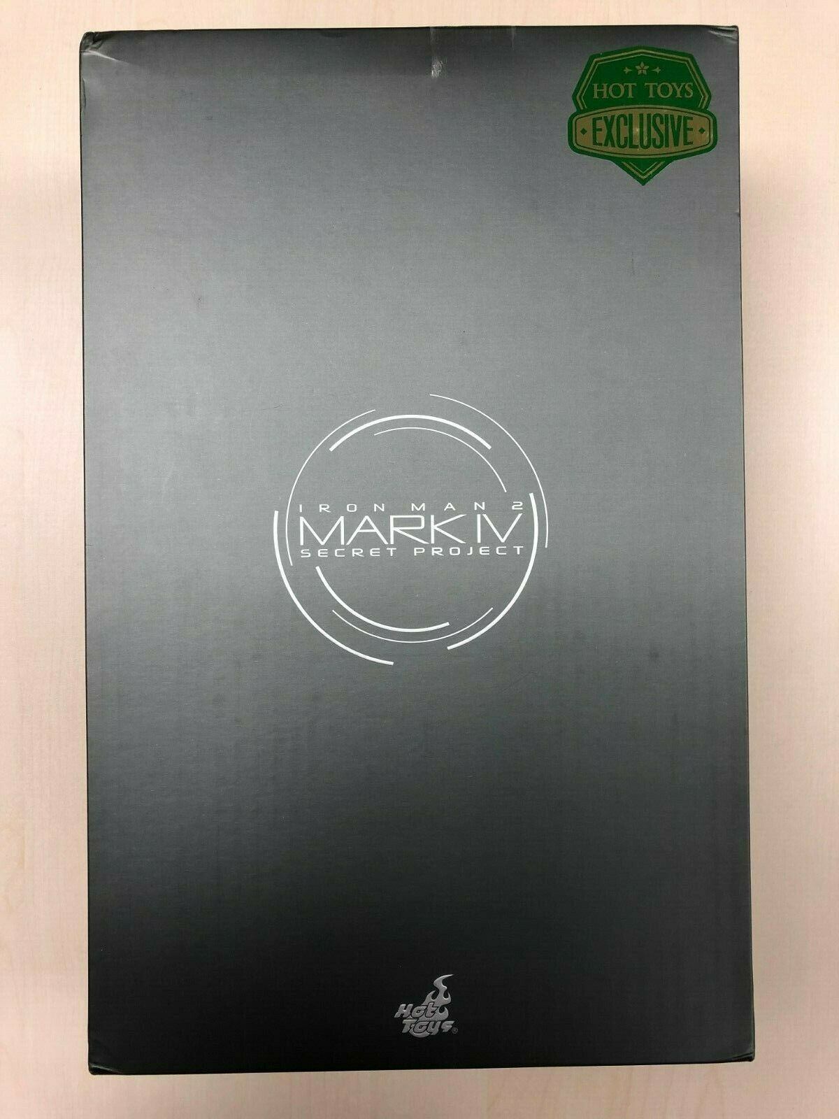 heta leksaker MMS 153 Iron Man 2 Mark IV iv 4 Tony stjärnak (Secret projekt Version) ANVÄNDNING