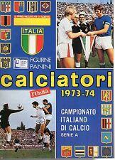 ALBUM CALCIATORI RISTAMPA L'UNITA' ANNO 1973-74