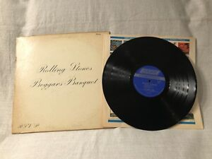 1968-Rolling-Stones-Beggars-Banquet-LP-Record-Album-Vinyl-London-PS-539-VG-VG