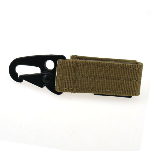 Buckle Metal Hook Military Accessory Tactical Molle Hik Bagpack Clasp Hanger
