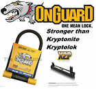 OnGuard Bulldog 8010LM U-lock Bike 9