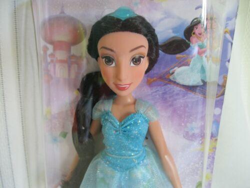 Disney Princess Royal Shimmer  Jasmine Doll New