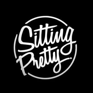 Details about Sitting Pretty JDM Car Sticker Decal For Window Bumper  Lowerd, Low Slow Static