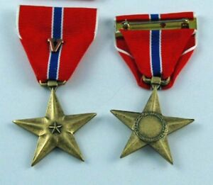 Bronze-Star-Medal-BS-with-Valor-034-V-034-full-size-made-in-USA