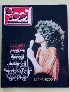 CIAO-2001-N-45-DEL-1977-77-DIANA-ROSS-STAR-WARS-GENESIS-ROLLING-STONES