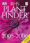 RHS Plant Finder: 2005-2006 by Dorling Kindersley Ltd (Paperback, 2005)