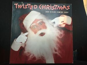 Bob Rivers Twisted Christmas.Details About Bob Rivers Comedy Corp Twisted Christmas Lp 1987 Critique 90671 1 Dj Copy