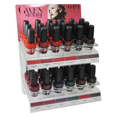Opi Gwen Stefani Holiday Nail Polish Lacquer 0.5floz