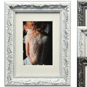Das Bild Wird Geladen Bilderrahmen Holz Foto Rahmen Galerie Barock Antik  Style