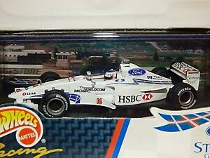 HOT-WHEELS-RACING-1999-Stewart-SF3-Rubens-Barrichello
