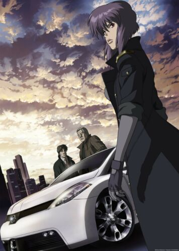 Top Anime Movie Poster Prints A0-A1-A2-A3-A4-A5-A6-MAXI C241