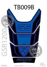 BMW GS R1200 Tank Pad BLUE (TB009B)